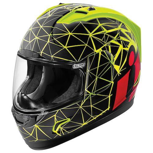 Icon Yellow Helmet Helmet Hi-viz Yellow