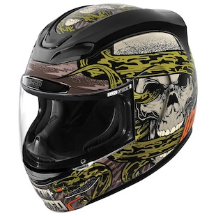 Icon Airmada Vitriol Motorcycle Helmet