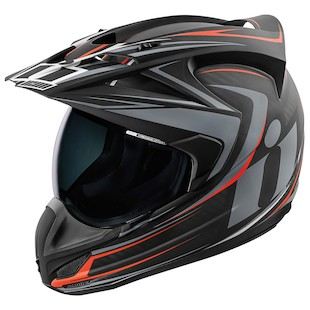 Icon Variant Raiden Carbon Motorcycle Helmet