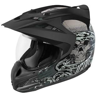Icon Variant Vitriol Motorcycle Helmet