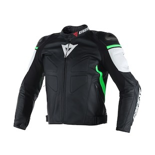 Dainese Avro C2 Leather Jacket (Size 56 Only)