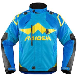 Icon Raiden DKR Jacket (XL)