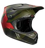 Fox Racing V3 Marz SD SX15 LE Helmet