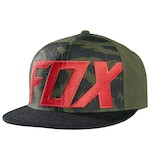 Fox Racing Marz SX15 SD LE Snapback Hat