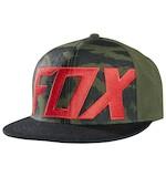 Fox Racing Marz SX15 SD LE Snapback Hat