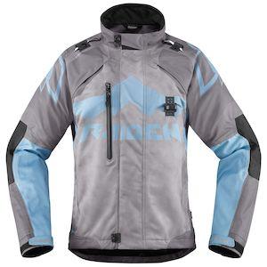 Icon Raiden DKR Women's Jacket (XL)