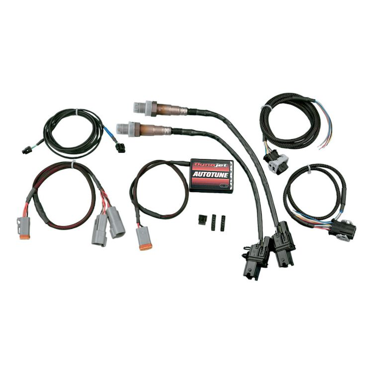 Dynojet Auto Tune Kit For Power Vision For Harley
