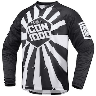 Icon 1000 Jacknife Motorcycle Jersey