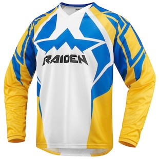 Icon Raiden Arakis Motorcycle Jersey