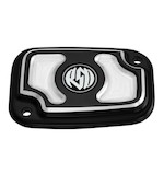 Roland Sands Nostalgia Hydraulic Cafe Master Cylinder Cap For Harley Touring 2014-2015