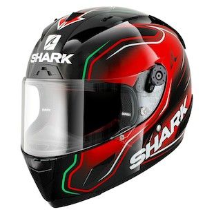 Shark Race-R Pro Guintoli Replica Helmet Black/Red / XS [Open Box]