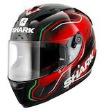 Shark Race-R Pro Guintoli Replica Helmet Black/Red / XS [Open Box]