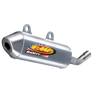 FMF Powercore 2 Shorty Silencer Suzuki RM80 1989-2001 / RM85 2002-2018
