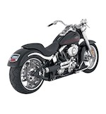 Roland Sands Tracker 2-into-1 Exhaust For Harley Softail 1986-2011