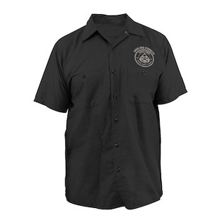 Speed and Strength Speed Shop Garage Shirt