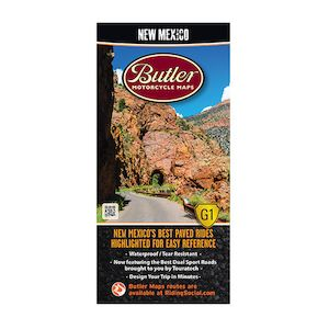 Butler Maps New Mexico