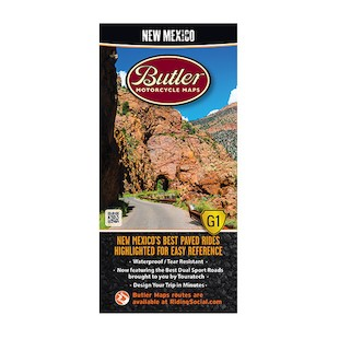 Butler Maps New Mexico