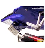 Hotbodies TAG Fender Eliminator Kit Yamaha R6 2008-2015 Blue [Previously Installed]