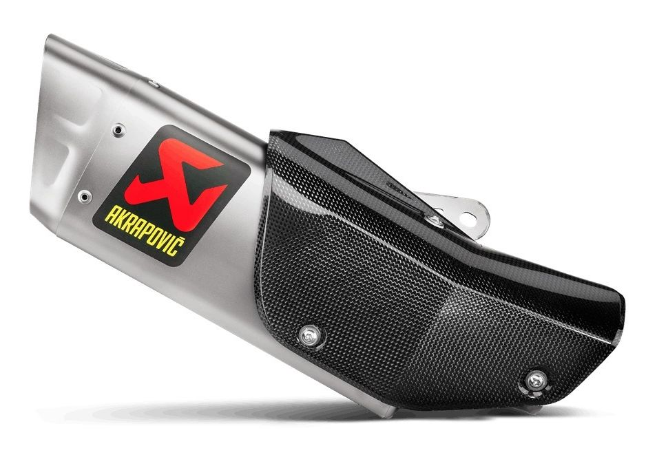 Akrapovic Gp Slip On Exhaust Yamaha R