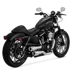 Vance & Hines Grenades Hi-Output Exhaust For Harley Sportster 2004-2017
