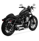 Vance & Hines Grenades Hi-Output Exhaust For Harley