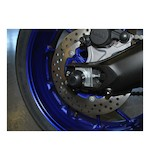 Woodcraft Rear Axle Sliders Yamaha FZ-09 / FJ-09
