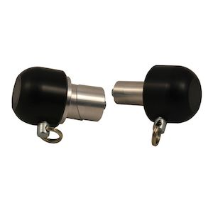 Woodcraft Rear Axle Sliders