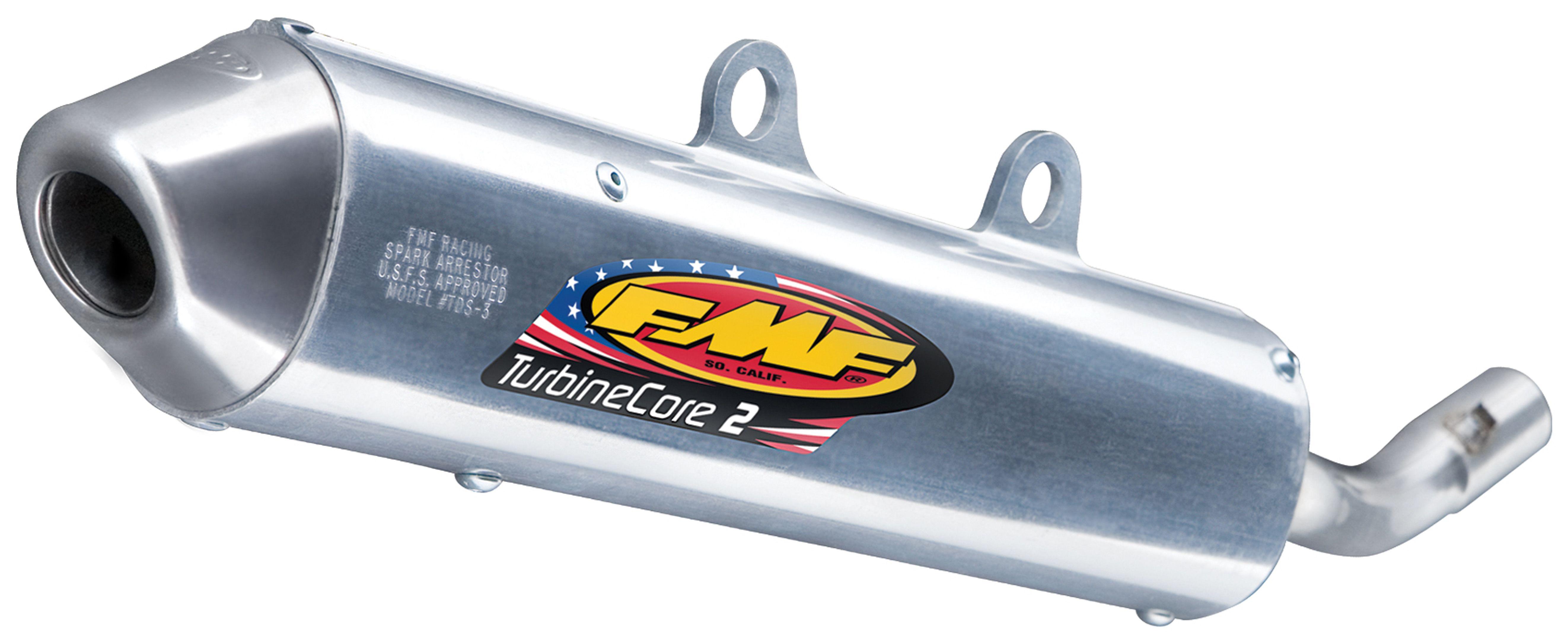 FMF Turbinecore 2 Silencer KTM 200 250 300 025027