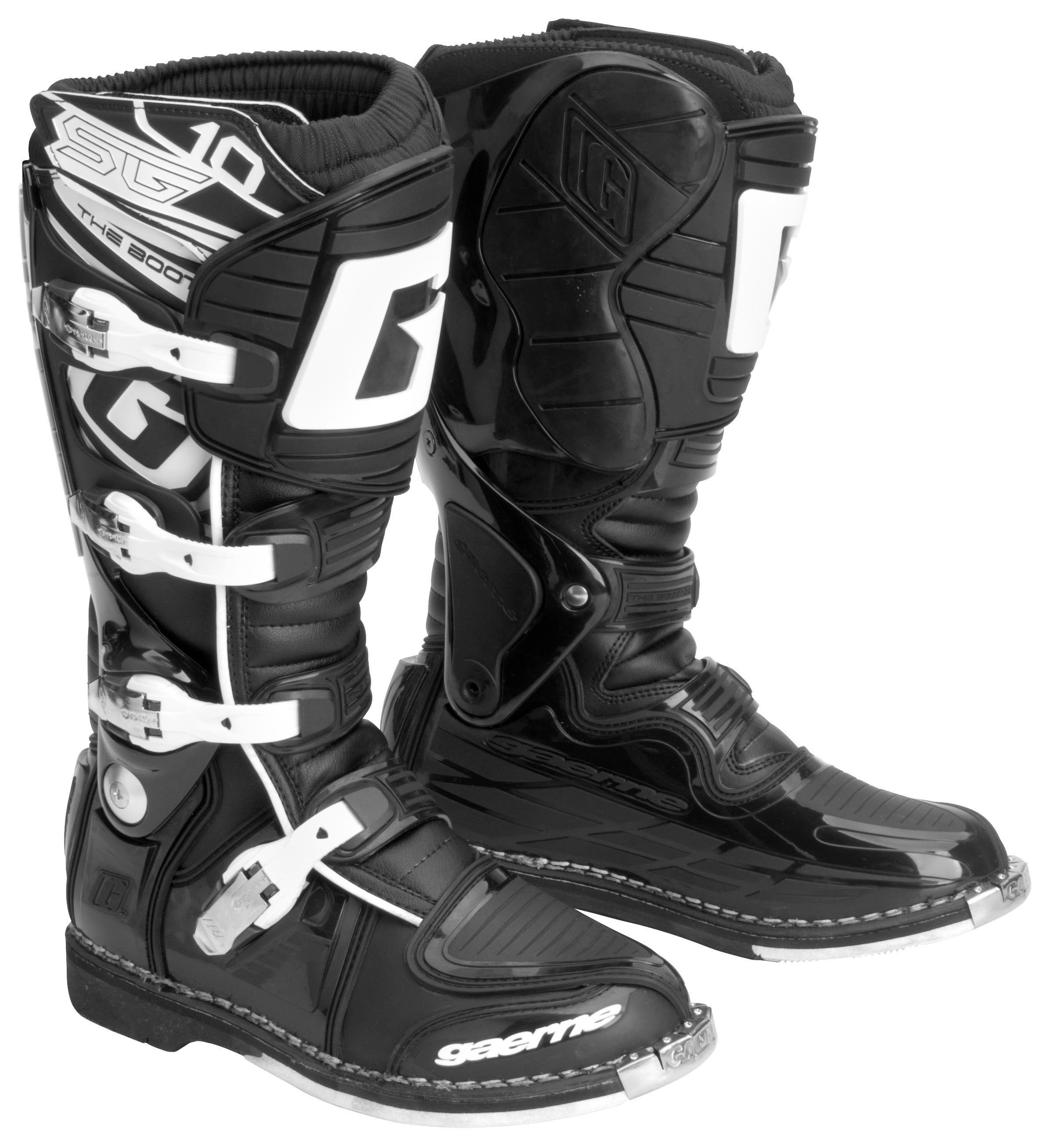 Gaerne Sg 10 Boots Revzilla