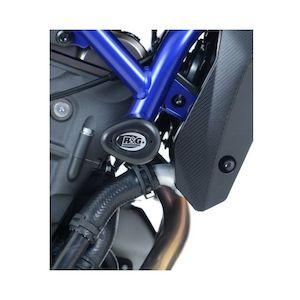 Newsmarts Motorcycle Left /& right Fork Crash Sliders for Kawasaki ER6n 2006-2011