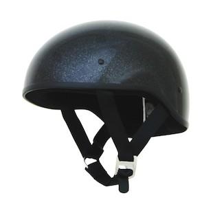 AFX FX-200 Slick Metal Flake Helmet