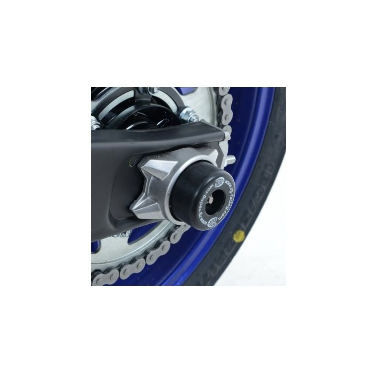 R&G Racing Rear Axle Sliders Yamaha FZ-07 / MT-07 / XSR700