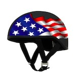 AFX FX-200 Slick Flag Helmet