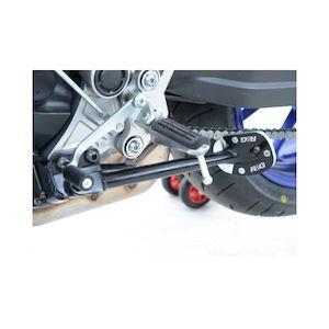 R&G Racing Front Axle Sliders Yamaha FZ-07 / MT-07 / XSR700 - RevZilla