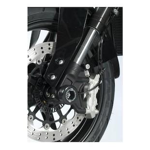 R&G Racing Front Axle Sliders Honda CBR1000RR 2008-2014 Black [Open Box]