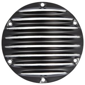 Speed Merchant Finned Derby Cover For Harley Sportster 2004-2018
