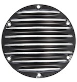 Speed Merchant Finned Derby Cover For Harley Sportster 2004-2016