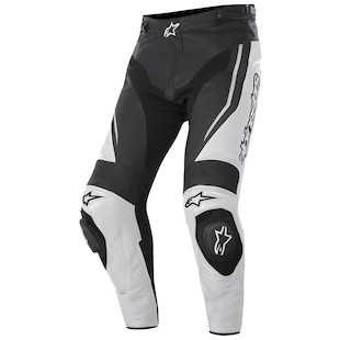 Alpinestars Track Leather Motorcycle Pants