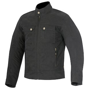 Alpinestars Ray Canvas Motorcycle Jacket
