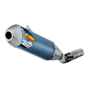 FMF Titanium PowerCore HEX Slip-On Exhaust Suzuki RM Z250 2013-2017