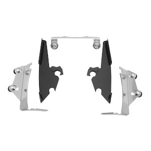 Memphis Shades Metric Fats/Slim Trigger-Lock Mount Kit Kawasaki Vulcan VN900B/D