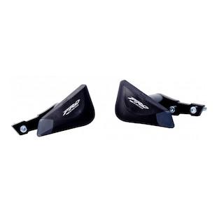 Puig Pro Frame Sliders BMW S1000RR 2009-2011 Black/Grey [Previously Installed]