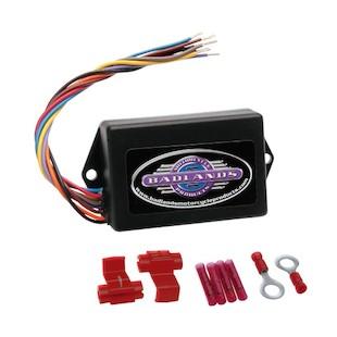 Badlands Metric Illuminator Run/Brake/Turn Signal Module