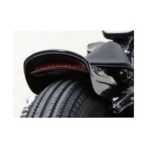 West Eagle LED Chopped Fender Taillight For Harley Sportster 2009-2013
