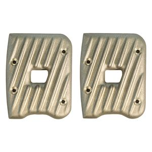 EMD Snatch Rocker Box Covers For Harley Big Twin Evo 1984-1999