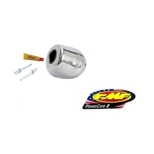 FMF Powercore 2 Replacement Rear End Cap Kit