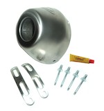 FMF Q Stealth Replacement Rear End Cap Kit
