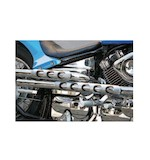 West Eagle Bullet-Hole Universal Exhaust Heat Shield