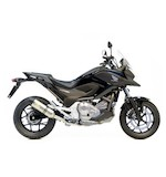 Leo Vince LV-One EVO II Slip-On Exhaust Honda NC700X 2012-2015
