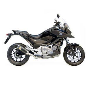 Danmoto MK2 Slip-On Exhaust Honda NC700X 2012-2015